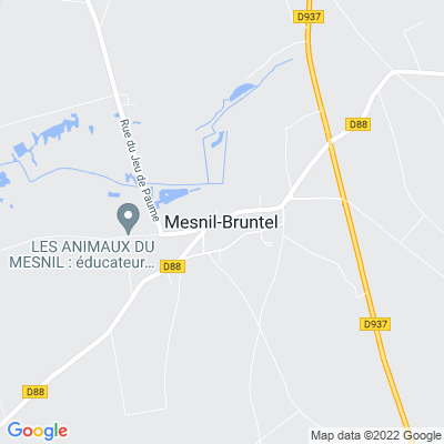 bed and breakfast Mesnil-Bruntel