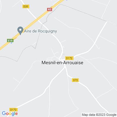 bed and breakfast Mesnil-en-Arrouaise