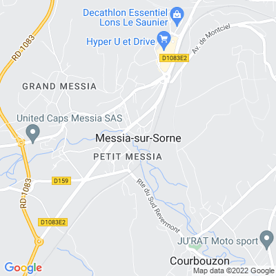bed and breakfast Messia-sur-Sorne