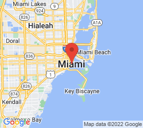 Job Map - Miami, Florida  US