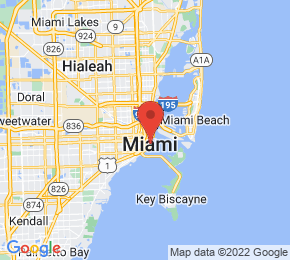 Job Map - Miami, Florida 33101 US