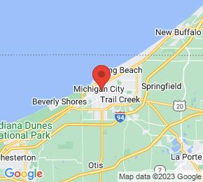 Job Map - Michigan City, Indiana  US
