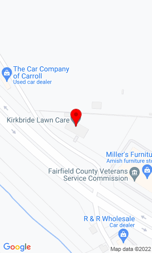 Google Map of Mid-States Power Equipment Inc. 3210 Old Columbus Road, Carroll, OH, 43112