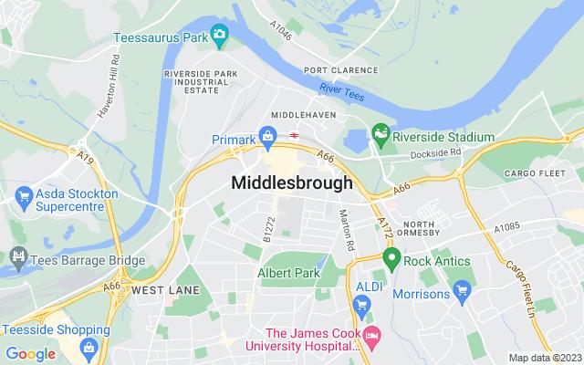 Middlesborough Survey Quotes