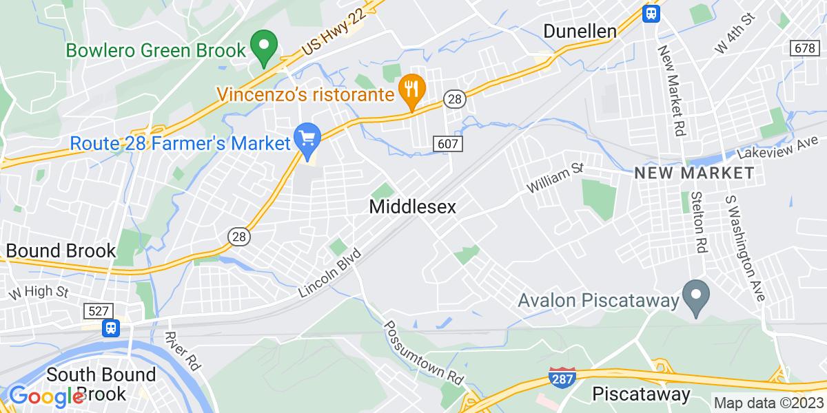 Middlesex, NJ