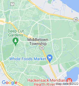 Midtown NJ Map
