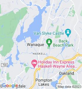 Midvale NJ Map