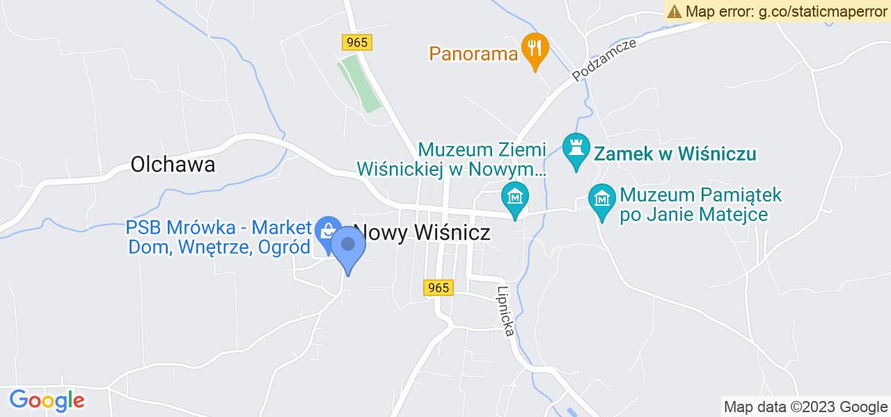 Osiedle Miejskie Pola w Nowym Wiśniczu – w tych punktach ekspresowo wyślesz turbinę do autoryzowanego serwisu