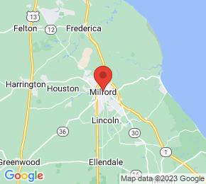 Job Map - Milford, Delaware  US