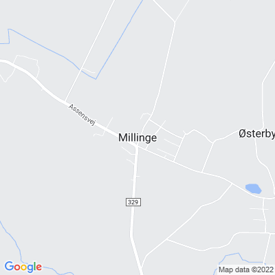 bed and breakfast Millinge