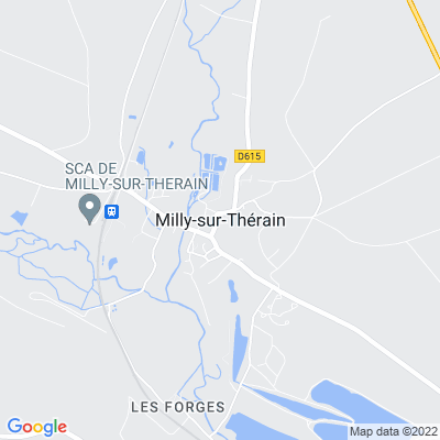 bed and breakfast Milly-sur-Thérain