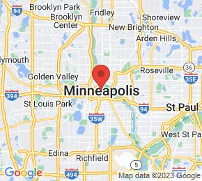 Job Map - Minneapolis, Minnesota  US