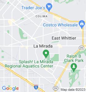 Mirada CA Map
