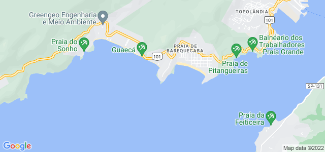 Mirante Barequeçaba, São Sebastião, SP