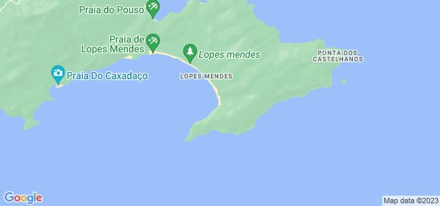 Mirante Lopes Mendes, Ilha Grande, Angra dos Reis - RJ