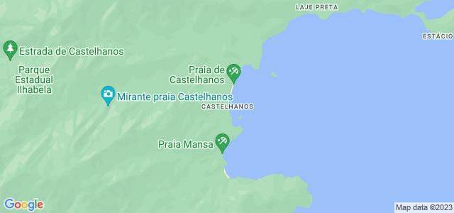 Mirante Praia Dos Castelhanos, Parque Estadual de Ilhabela (PEIB), Ilhabela - SP