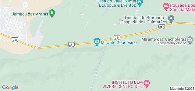 Mirante da Chapada, Chapada dos Guimarães, Mato Grosso