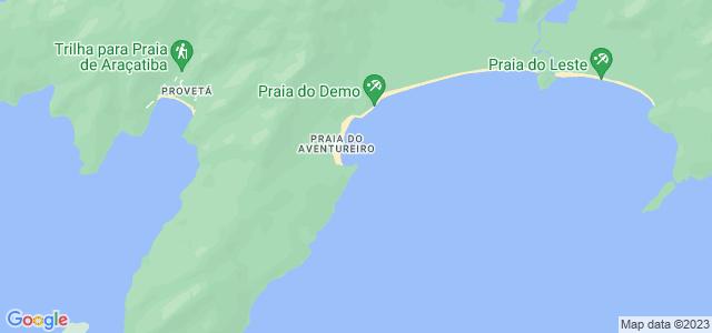 Mirante da Espia, Praia do Aventureiro, Ilha Grande, Angra dos Reis - RJ