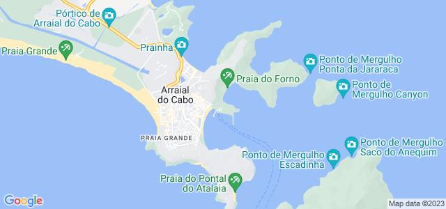 Mirante da Praia do Forno, Arraial do Cabo - RJ