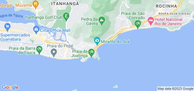 Mirante do Joá, Joá, Rio de Janeiro