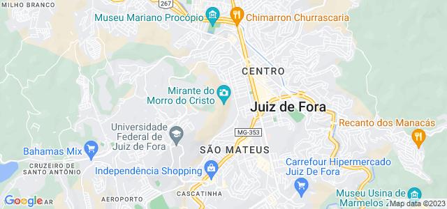Mirante do Morro do Cristo, Juiz de Fora - MG