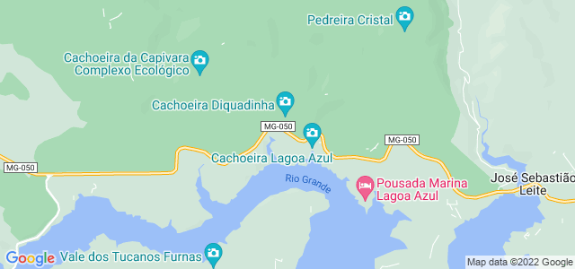 Mirante dos Cânions, Capitólio, MG