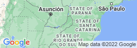 Misiones map