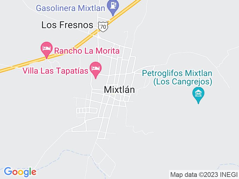 Mixtlán, Jalisco