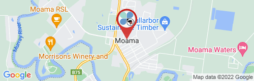 Moama google map