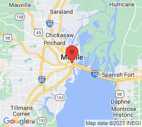 Job Map - Mobile, Alabama 36601 US