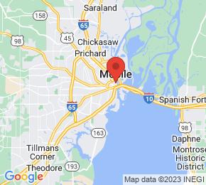 Job Map - Mobile, Alabama 36604 US