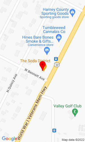 Google Map of Modern Farm Equipment 302 E Hwy 20, Gordon, NE, 69343,