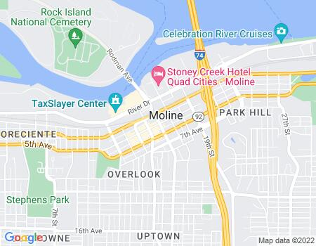 payday loans in Moline