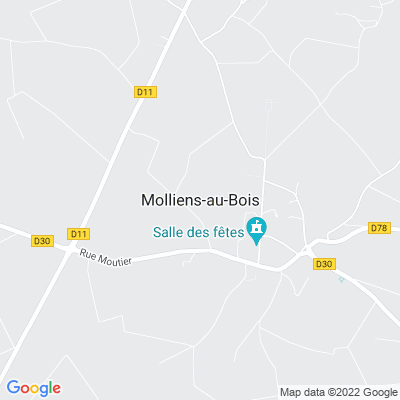 bed and breakfast Molliens-au-Bois