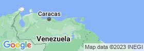 Monagas map