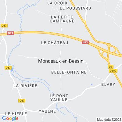 bed and breakfast Monceaux-en-Bessin