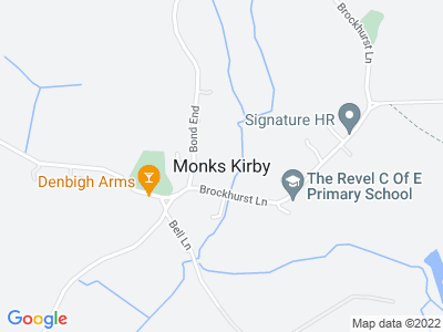 Personal Injury Solicitors in Monks Kirby