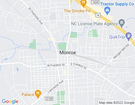 payday loans in Monroe