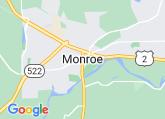 Open Google Map of Monroe Venues