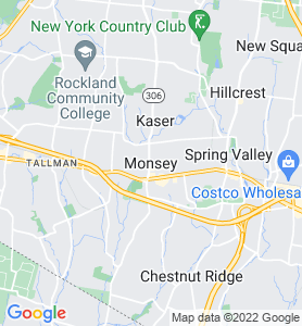 Monsey NY Map