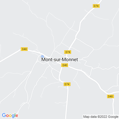 bed and breakfast Mont-sur-Monnet