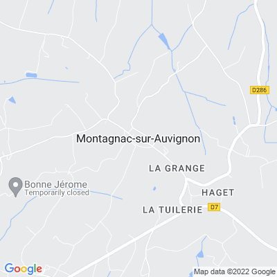 bed and breakfast Montagnac-sur-Auvignon