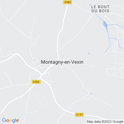 bed and breakfast Montagny-en-Vexin