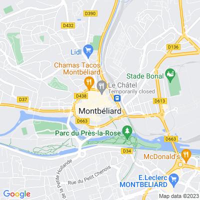 bed and breakfast Montbéliard