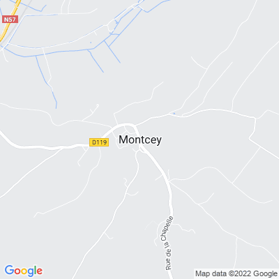 bed and breakfast Montcey