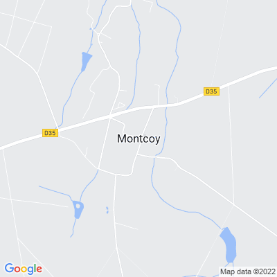 bed and breakfast Montcoy