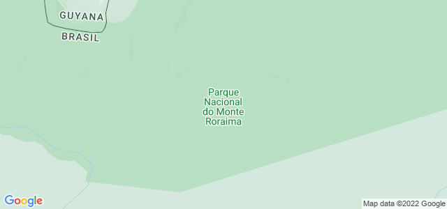 Monte Roraima, Parque Nacional Canaima