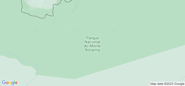 Monte Roraima, Parque Nacional do Monte Roraima
