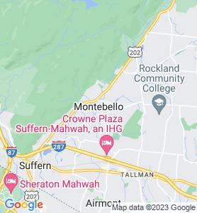 Montebello NY Map