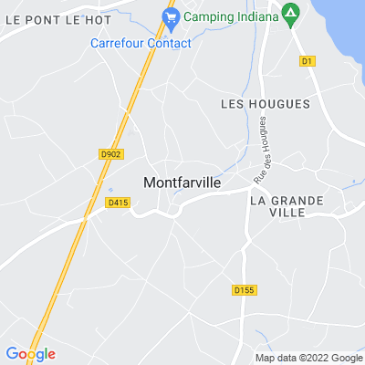 bed and breakfast Montfarville